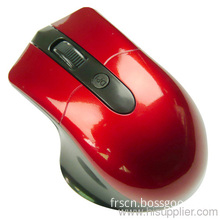 Clever Ergonomic Good Apperance Red Led Sensor Mouse