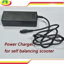 Китай поставщик 42v 2000mah зарядное устройство для электрического скутера 2 колеса hoverboard электрический скутер адаптер питания