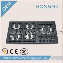Fabricant de plaques de gaz de coin de haute qualité
