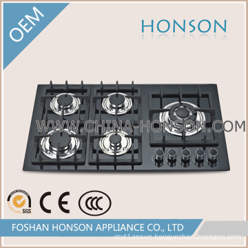 High Quality Corner Gas Hob Manufacturer