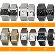 Quality Steel Watch for Couples or Lovers