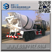 Dongfeng Cummins Engine 3 M3 All Wheel Drive Mixer Truck