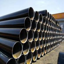 Straight Seam Welded Steel Black Tube