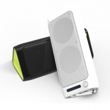Mini Bluetooth Speaker With Power Bank