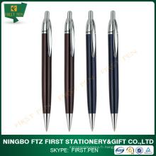 Echantillon de stylo à bille gratuit Factory Metal