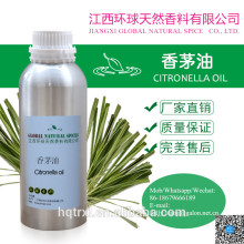 Factory supply Citronella Oil,Citronella essential oil,bulk citronella essential oil CAS 8000-29-1