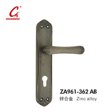 Door Handle Hardware Furniture Handle Lock Pull Handle (ZA961)