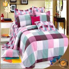 Nupcial impressão cama Roupa de cama por atacado conjunto de roupa de cama de algodão 100%