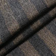 Полотно с золотым напылением хлопчатобумажная вискозная ткань Spandex Denim Fabric