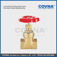 Válvula de compuerta del vástago de la alta calidad hecha en China