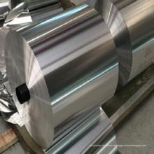 Papel aluminio de alta calidad para contenedor.