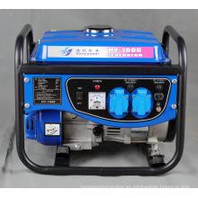 Generador de gasolina de la fábrica de China 1kw alta calidad de larga duración