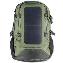 ECEEN 7W Sac à dos solaire Chargeur ultra-mince pour chargeur solaire pour iphone sumsung