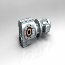 S Series Helical Gear Motor untuk Cutting Machine