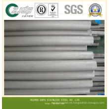 202 Todos los tamaños de AISI estándar tubo de acero inoxidable soldado