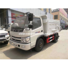Tipper Garbage Truck Capacity of Garbage Truck