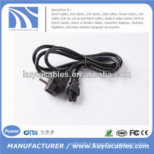 EU 3-Prong AC Power Cable for Laptop