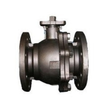 OEM Cast Investment Casting Flange Ball Check Valve (Machining Parts)