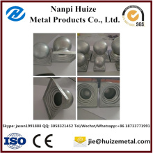 Aluminum Die Casting Post Ball Cap