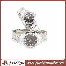 Fashion Couple Watch All Alloy Quartz Watches