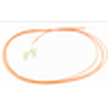 Telecommunication level 900um/2.0mm/3.0mm LC duplex optical pigtail with cheap price