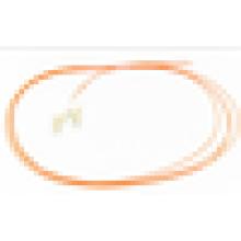 Nível de Telecomunicação 900um / 2.0mm / 3.0mm LC duplex pigtail óptico com preço barato