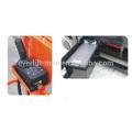 Whole-electromotion scissor-type aloft lifting platform