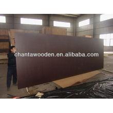12mm, 15mm, 18mm, 21mm Contreplaqué marqué / contreplaqué en bois / contreplaqué de construction