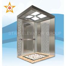 Precio seguro y estable del elevador del pasajero con la impulsión de VVVF