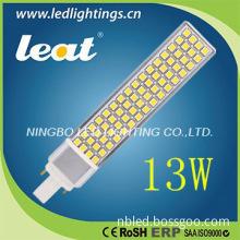 G24 LED Plug light G24 manufacturer High lumen high power