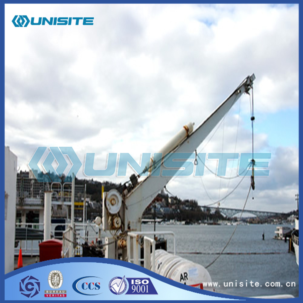Boat Davits Large Crane for sale