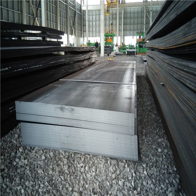 Cold Rolled MS Mild Carbon Steel Plate