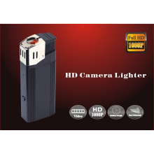 OEM-1080P Full HD Detecção de Movimento Night Vision Small Hidden Digital Lighter Camera