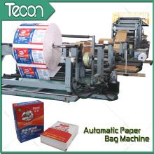 Máquina de bolsa de papel Kraft de conservación de energía