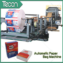 Energy Conservation Kraft Paper Bag Machine