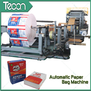 Kraft Paper Bag Machine for Packaging