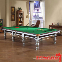 TBUK020 beautiful good quality 12ft snooker table for sale