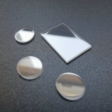 Ventanas ópticas de cristal MgF2 para equipos de laboratorio