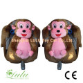 monkey carriage toy train