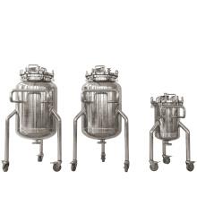 High Standard Sanitary Food Storage Tank
