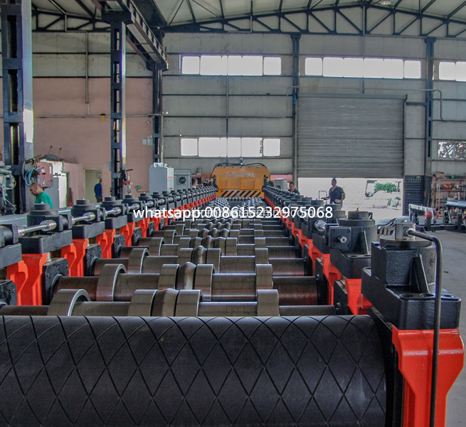 Monterad Culvert Pipe Corrugated Panel Machine