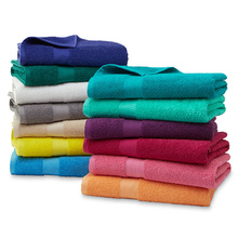 custom 100% cotton bath towel