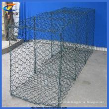 Konkurrenzfähiger Preis Anping PVC beschichtetes Gabion Wire Mesh