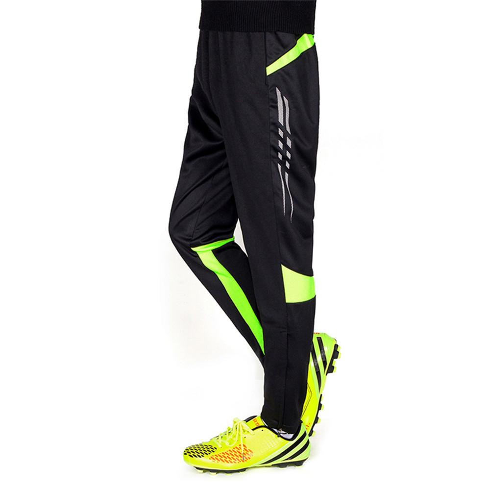 Black Straight Leg Trousers For Men
