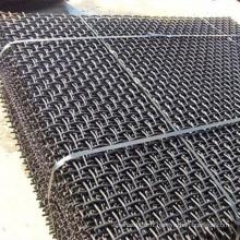 Treillis métallique gaufré en acier 65mn