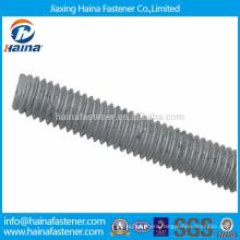 Galvanised carbon steel thread rod,hanger bolt