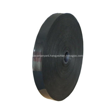 shoelace black tipping film