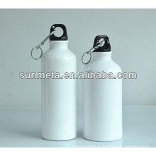 NOVA Sublimação garrafa de água garrafa de água de alumínio ---- fabricante
