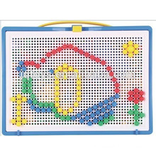 JQ children plastic puzzle spile toy 1053
