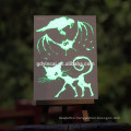 Glow in the dark tattoo sticker paper for sale